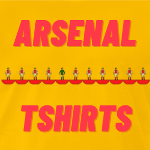 Arsenal tshirts | Arsenal international injury not as bad as previously feared | The Paradise