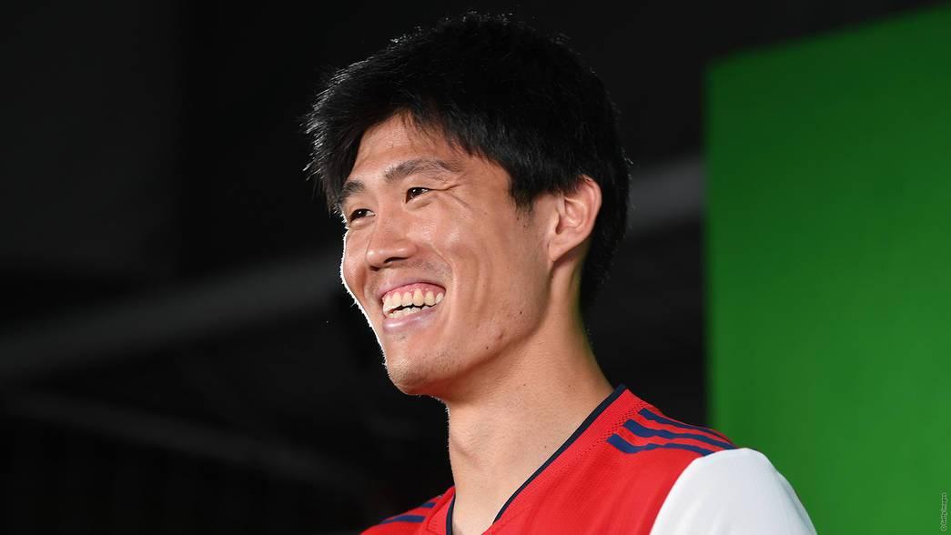 Takehiro Tomiyasu Arsenal